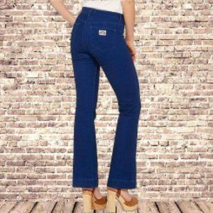 WRANGLER 70th Anniversary Flare Jeans Retro SZ 27